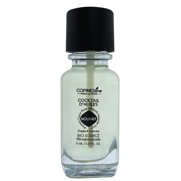 oil cocktail care nails BIO sourced