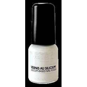 Silicium-based Nail polish 01 Neige