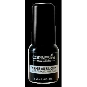 Silicium-based Nail polish 11 Noir