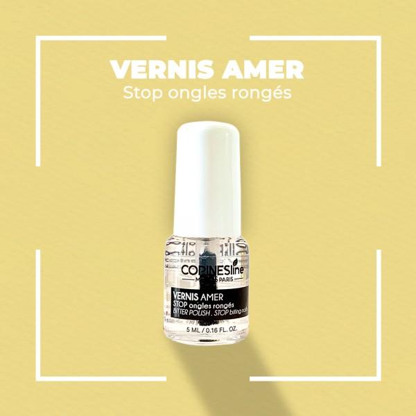 Vernis Silicium Soins Amer