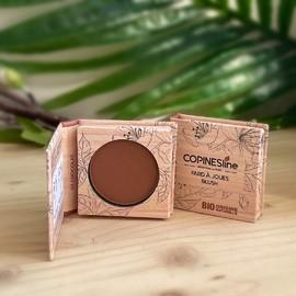 Envie de chocolat ? Découvrez notre blush dans la teinte chocolat !#copineslineparisbio #makeup #bio #maquillagebio #organic #organicmakeup #greenbeauty #crueltyfree #paris #makeup #beauty #france #naturel #beautebio #nature #gogreen #cosmetiquebio #cosmetics #maquillagenaturel #cleanbeauty