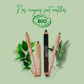 Tous nos crayons yeux et lèvres sont certifiés Cosmebio !#copineslineparisbio #makeup #bio #maquillagebio #organic #organicmakeup #greenbeauty #crueltyfree #paris #makeup #beauty #france #naturel #beautebio #nature #gogreen #cosmetiquebio #cosmetics #maquillagenaturel #cleanbeauty #concours