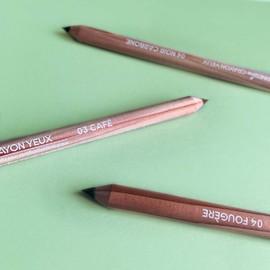 Crayons contours des yeux dans les teintes 03 Café, 04 Fougère, 06 Noir Carbone#copineslineparisbio #makeup #bio #maquillagebio #organic #organicmakeup #greenbeauty #crueltyfree #paris #makeup #beauty #france #naturel #beautebio #nature #gogreen #cosmetiquebio #cosmetics #maquillagenaturel #cleanbeauty